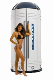 SunDome 548V Tanning Bed
