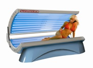 SunVision 24 Series Tanning Bed