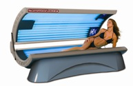 SunVision Elite 28S Tanning Bed