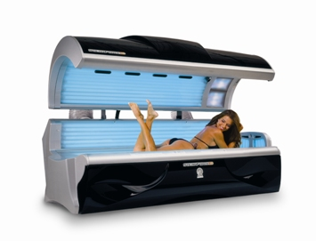 Solarforce 648 Tanning Bed
