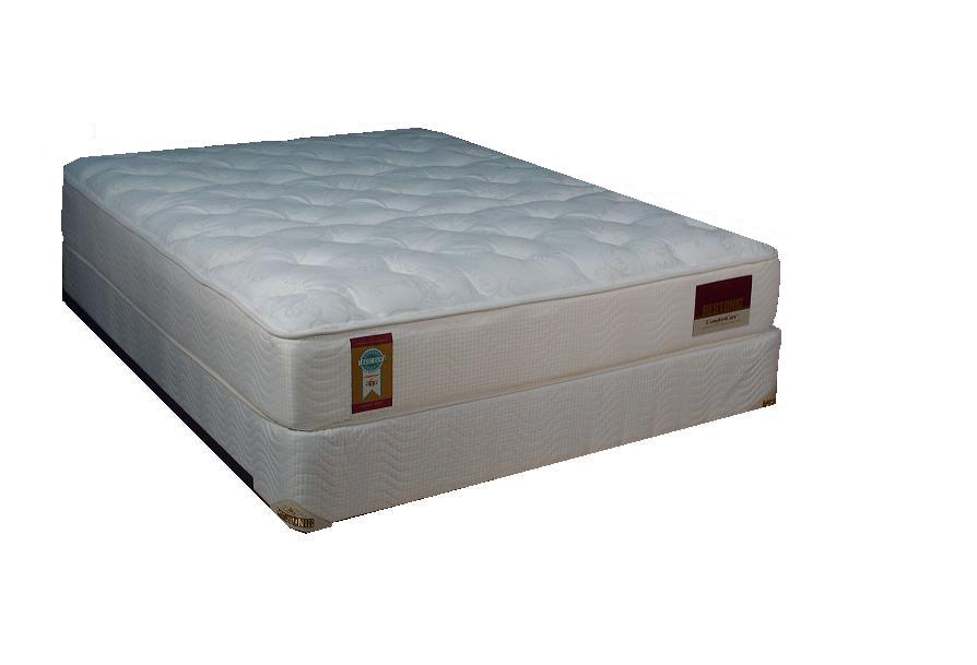 "Restonic Comfort Care-Amber 12"" Interspring Mattress Plush"