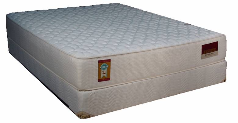 "Restonic Comfort Care-Encore 14"" Interspring Mattress Firm"