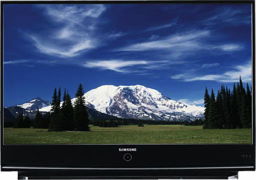 Samsung HL-T5075s DLP Projection TV financing
