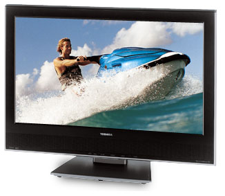 Toshiba 26HL66 LCD Television