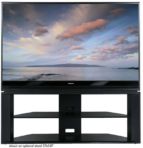 Toshiba 65HM167 DLP Projection TV financing